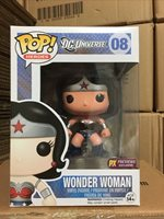 Funko The New 52 Version Pop Heroes Wonder Woman Vinyl Figure