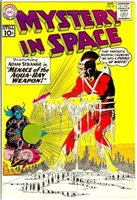 Mystery in Space #69