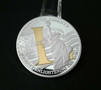 WORLD OLD COIN ENLIGHTENING THE WORLD STATUE OF LIBERTY American Mint Collection