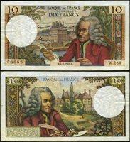 Pick #147a 10 Francs 1965 France VF+