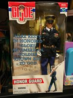 "Hasbro Collectible 12"" G.I. Joe Honor Guard Figure Item No. 81575"