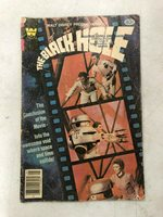 Whitman Walt Disney The Black Hole Part 2 No 2 May 1980 Comic Book