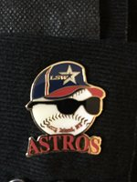 *Astros* Cooperstown Pin *Trading* Dreams park
