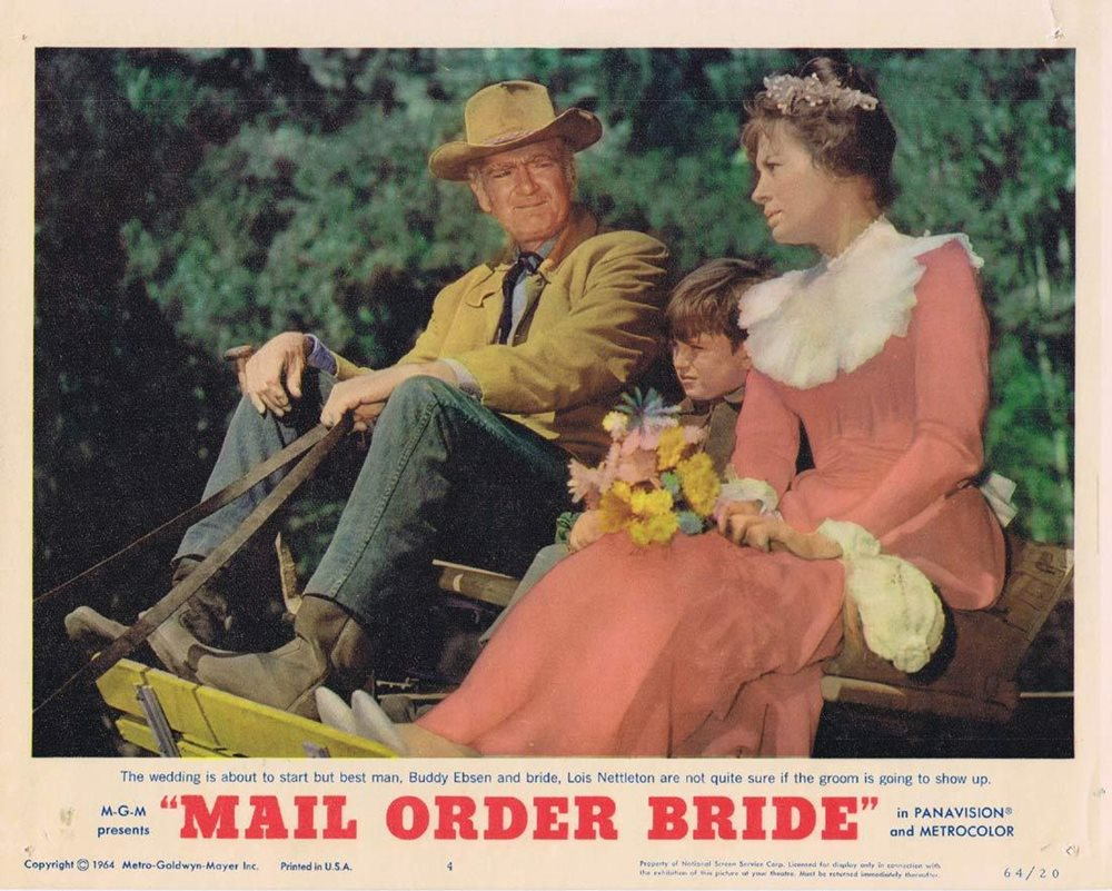 Mail order bride show