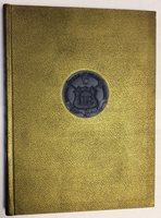 1950 Trinity University Yearbook Ivy Hartford Connecticut CT