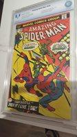 Amazing Spider-man 149 CBCS 8.5 JACKAL, CLONE