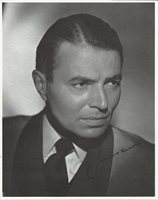 JAMES MASON - signed photo cut from book - measures 6 1/2 x 8 1/4