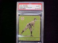 1941 Goudey #14 Jack Kramer Browns-Pitcher PSA-2.5 Good+