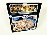 Star Wars The Original Trilogy Collection Millennium Falcon W/ Crew NEW/MIB