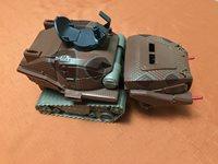 """GI Joe Cobra HISS Tank Viper - 2002 - Hasbro - w/o Packaging - Incomplete - """"B"""""""