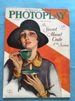 PHOTOPLAY MAGAZINE. OCTOBER - ALICE JOYCE COVER