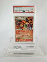 Pokemon D&P 2009 Charizard G LV.X Holo Black Star Promo #DP45 PSA 9 MINT