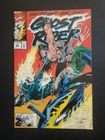 Ghost Rider #29 (1992) VF/NM feat: Wolverine and Beast