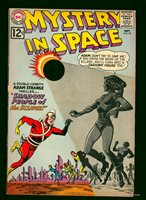 Mystery In Space #78 VG 4.0 Comic Book