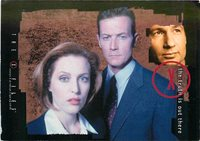 THE X-FILES SEASON 9 COMPLETE 90-CARD TV SHOW TRADING CARDS SET 2003 INKWORKS