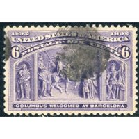 US 235 Early Commemoratives XF
