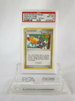 Pokemon 2008 Tropical Wind World Championships STAFF Promo #DP25 WORLDS 08 PSA 8