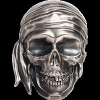 Big Pirate Skull