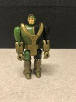 1993 GENERAL HAWK G.I. JOE COMMANDER Vintage G.I. Joe Figure RARE W/Accessories