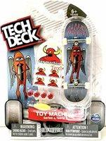 New ULTRA RARE Tech Deck Toy Machine Series 4 Fingerboards Skateboards Carpenter