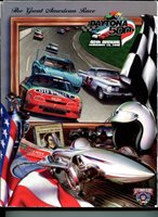 Daytona 500 Nascar Program