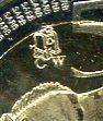 SOUTH AFRICA COIN WORLD OOM PAUL 2011 R5 MINT MARK RARE