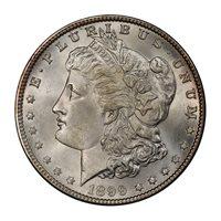1899 $1 MS65+ PCGS