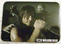 Walking Dead Season 4 Part 2 Black Parallel Base Card #20 Bloody Business