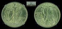 1945 50C NGC MS65 (Walking Liberty Half Dollar)