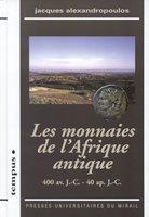 2007 Ancient Coins Alexandropoulos Les Coins De L\'afrique Antique