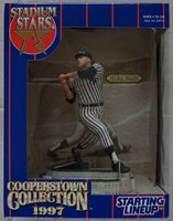 1997  STARTING LINEUP COPPERSTOWN COLLECTION MICKEY MANTLE STADIUM STARS