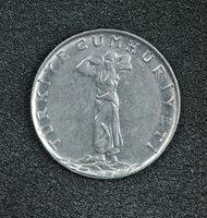 1970 TURKEY 25 KURUSH, EF