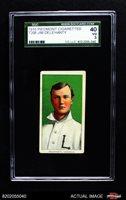 1909 T206 LOU Frank Delehanty SGC 3 - VG