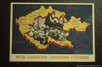 SGM-151 Wir Danken Unserm Fuhrer Postcard *REDUCED