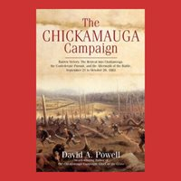 David Powell, The Chickamauga Campaign: Barren Victory