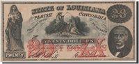 20 Dollars 1862 Vereinigte Staaten Banknote