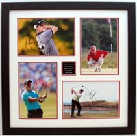 English Quad – Rose, Donald, Westwood and Poulter