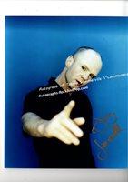 "Jimmy Sommerville "" communards bronski beat"" - autographed promo #2304"