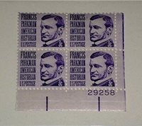 U.S.A. #1281, 1967, DEFINITIVE ,LR, BLOCK/4, P# 29258, MNH, LOT #140, NICE! LQQK