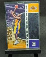 Shaquille O'Neal Donruss Optic 19-20 #17 Winner Stays Los Angeles Lakers