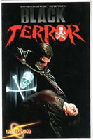 BLACK TERROR #9 Dynamite Comic Book