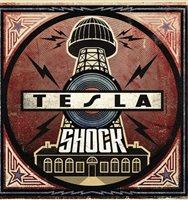 AUTOGRAPHED TESLA SIGNED CD Shock 2019