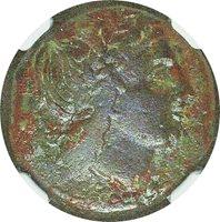 SICILY, ACRAGAS - PHINTIAS - NGC VF 4/5 3/5 8.70g 287-279 BC SUPERB 040