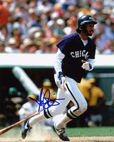 6feb75b10df Harold Baines Chicago White Sox Autographed 8x10 Photo - Authentic Signed  Sports Autograph