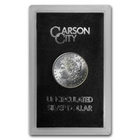 1882-CC Morgan Silver Dollar BU (GSA)