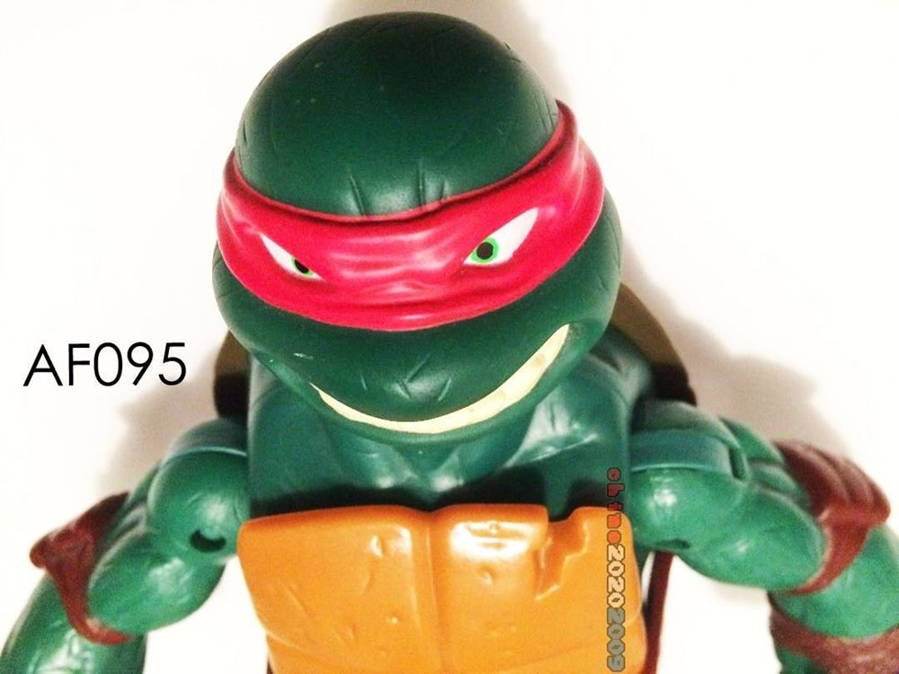 Raphael Big Action Figure 2012 Tmnt Teenage Mutant Ninj