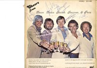 The Barron Knights - autographed LP sleeve #2031