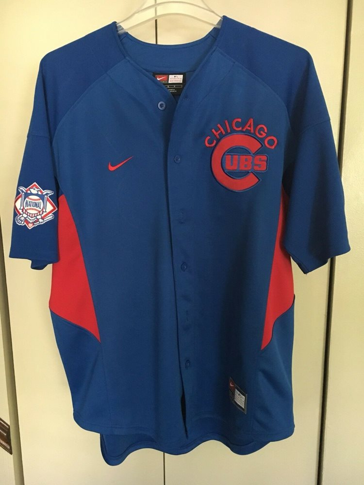 chicago cubs jersey