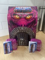 Masters of the Universe Eternia Minis Wave 2 Display Box 2020 & 2 Mystery Packs!