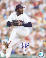 Lee Smith Boston Red Sox Autographed Signed 8x10 Photo COA HOF